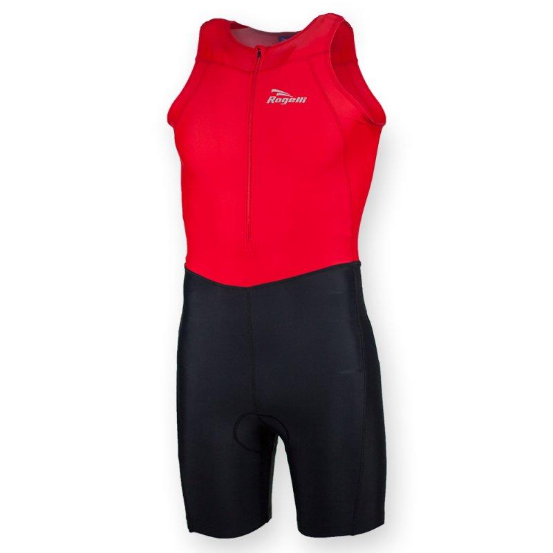 Rogelli Florida Triathlon Pak Rood/Zwart