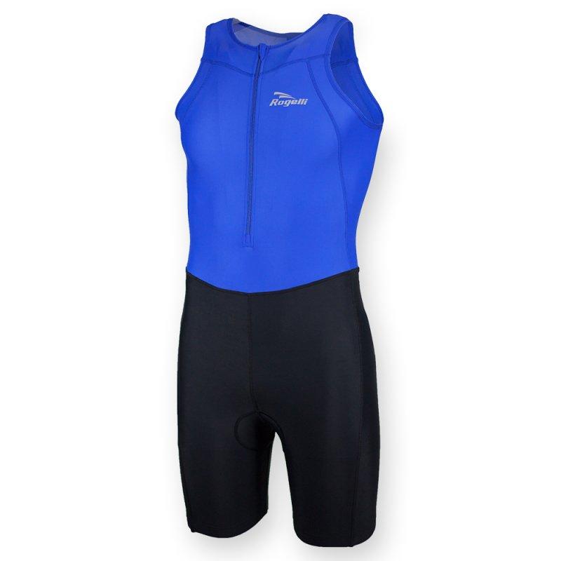 Rogelli Florida Triathlon Pak Blauw/Zwart