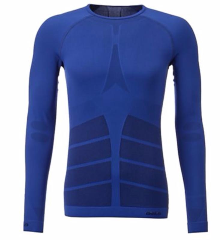Odlo Heren Evolution Warm Shirt 180902