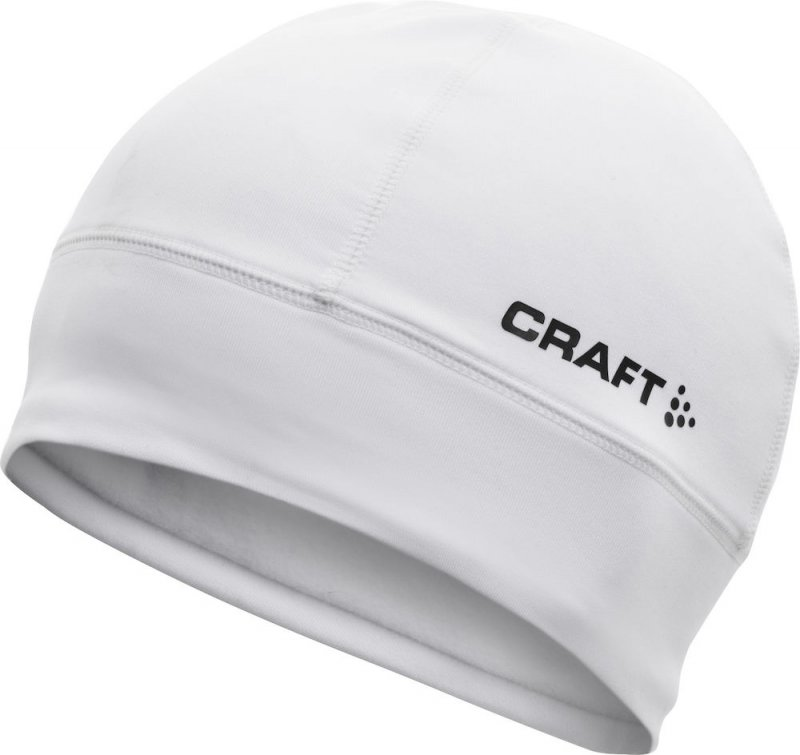 CraftThermal hat light white