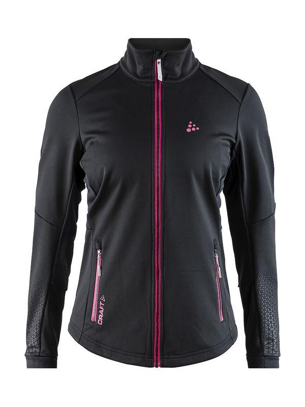 Craft Warm train jacket women/black