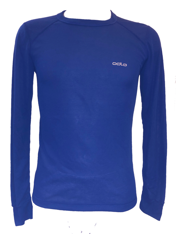 Odlo Heren Shirt TOP CREW NECK L/S Light ORIGINALS 194262