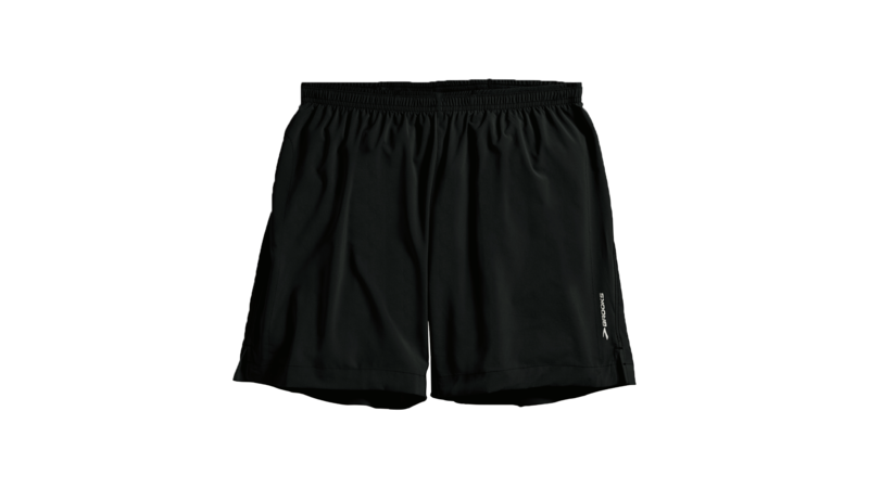 "Brooks Men's Sherpa IV 2-in-1 7"" short [black]"