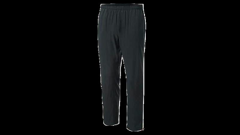 Brooks Men's Rush pants [Heather black]