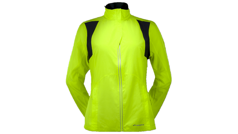 Brooks Women's Essential jacket III [nightlife]