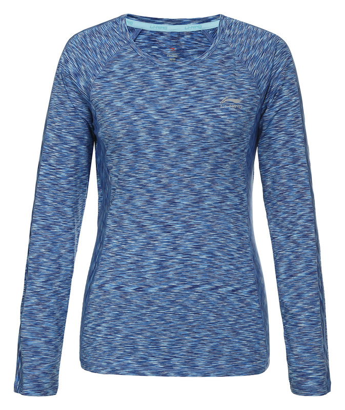 Li-Ning Running top Sophie - blue