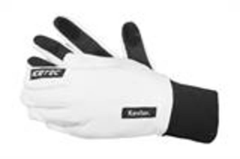 Icetec Snijvaste Handschoenen Wit/Zwart