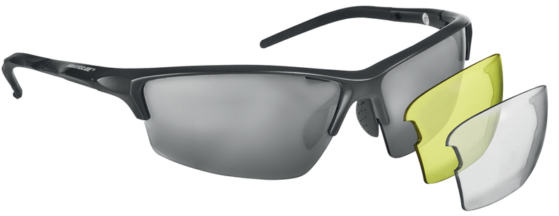 Powerslide Core zonnebril zwart