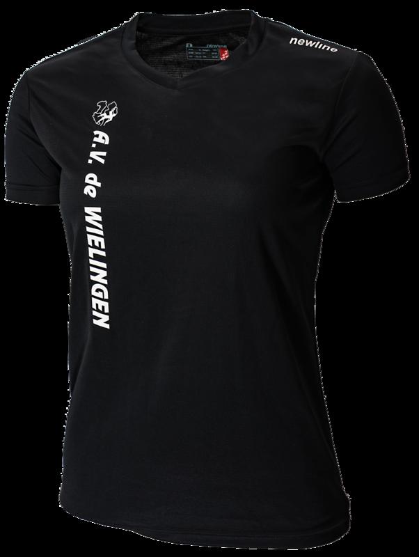 Newline T-shirt korte mouw Dames de Wielingen