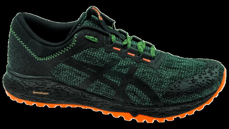 Asics Alpine XT cedar green/black