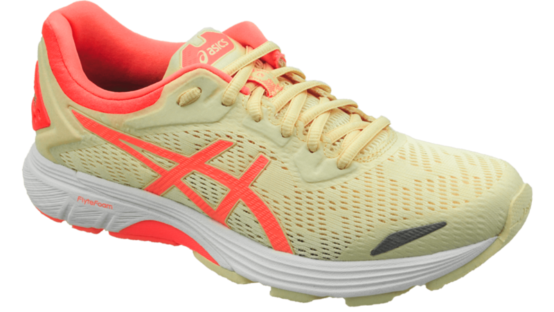 Asics Fortitude 9 cozy pink/sun coral