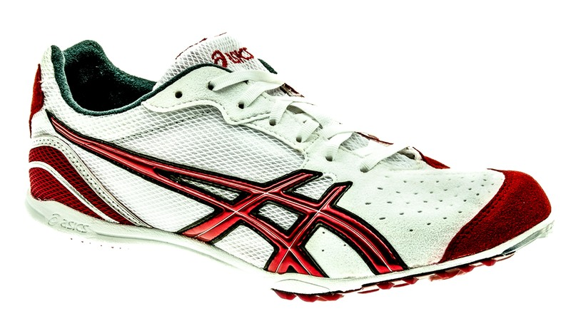 Asics Japan Thunder 3 LD spike white/red/silver