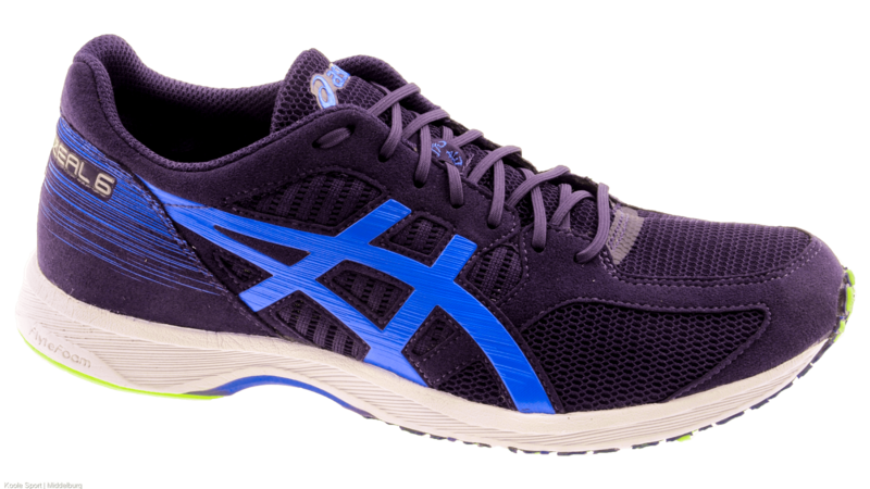 AsicsTartherzeal 6 night shade/blue coast