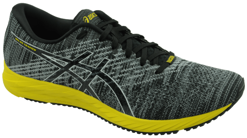AsicsDS Trainer 24 black/Tai-Chi yellow