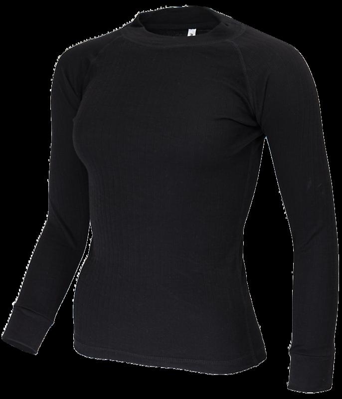 Avento  Thermoshirt  Dames Marine (lange mouw) 721