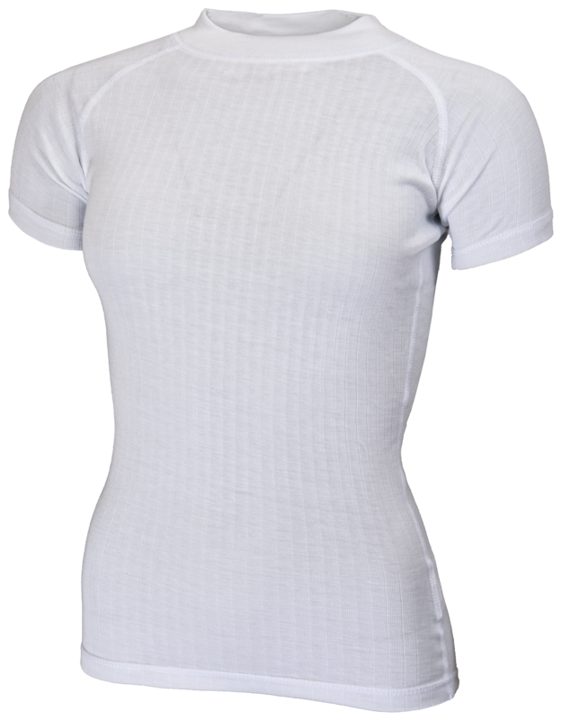 Avento Thermoshirt  Dames Wit (korte mouw) 720