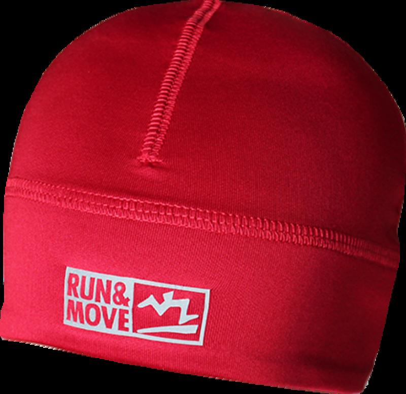Run en MoveMuts rood