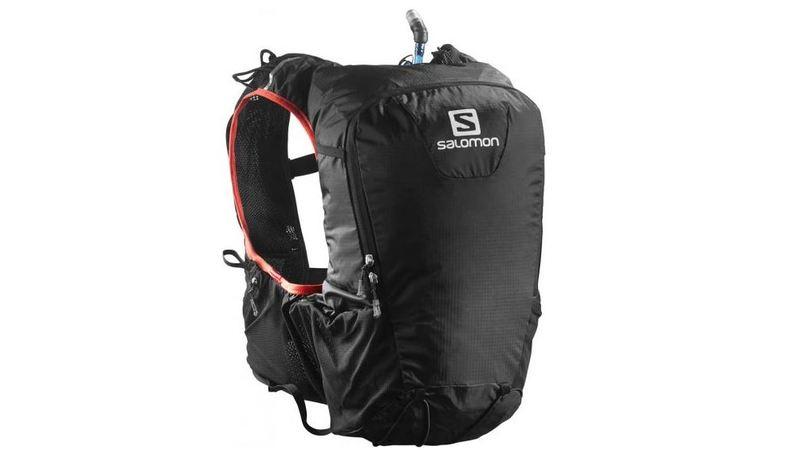 Salomon Bag Skin Pro 15 set Black