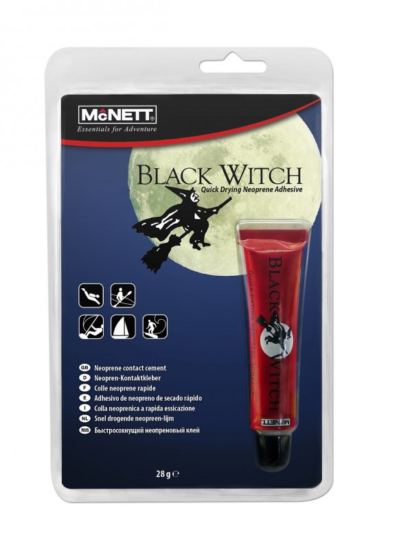 McNETT Black Witch Neopreen-lijm