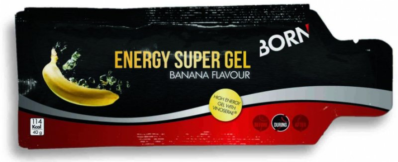 BornEnergy Super Gel