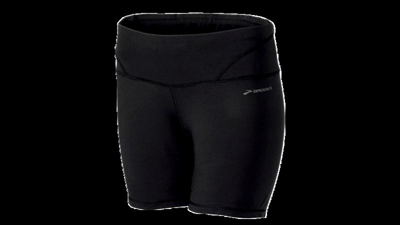 Brooks Women's Infinity Short tight III [black]