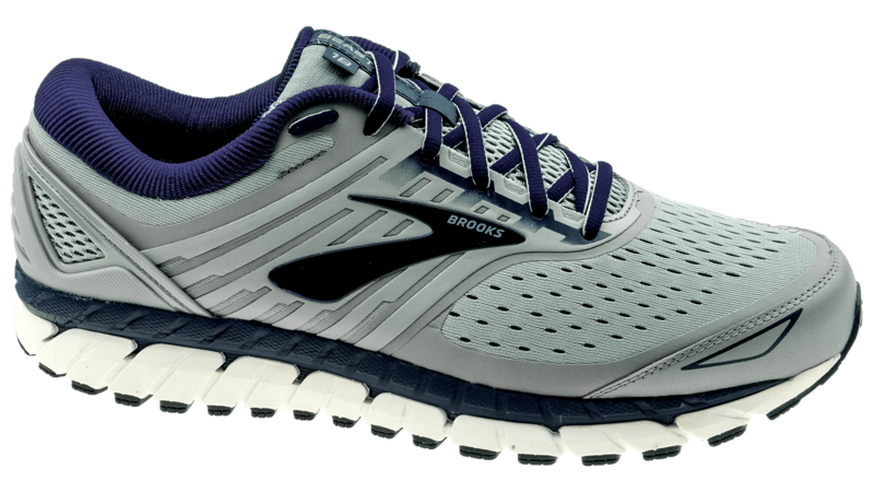 Brooks Beast 18 grey/navy/white WIDE/2E