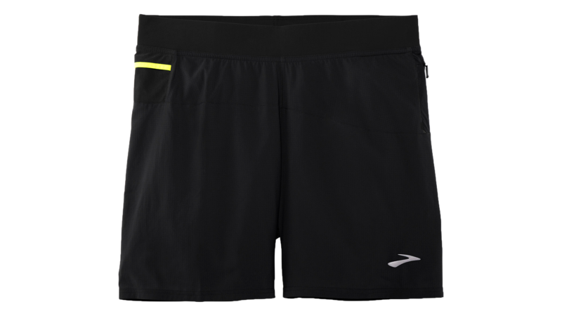 "Brooks Men's Cascadia 7"" short [black]"