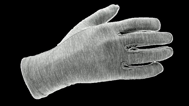 Brooks Unisex Dash gloves [Heather Oxford]