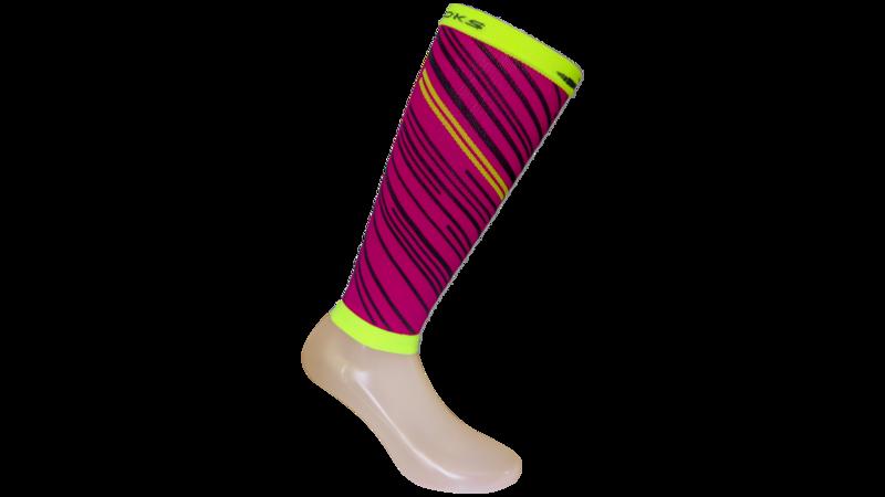 Brooks Unisex Fanatic Calfe sleeve [currant/nightlife]