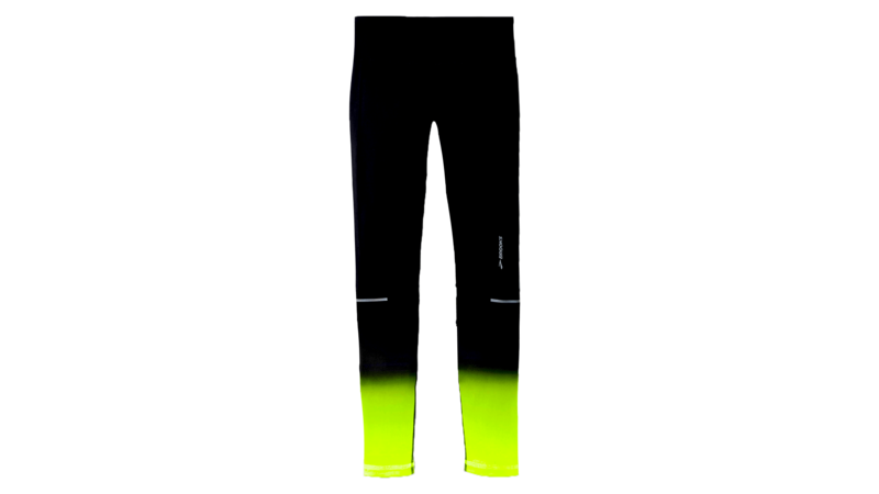 Brooks Women's Greenlight tight reflective [nightlife/black]