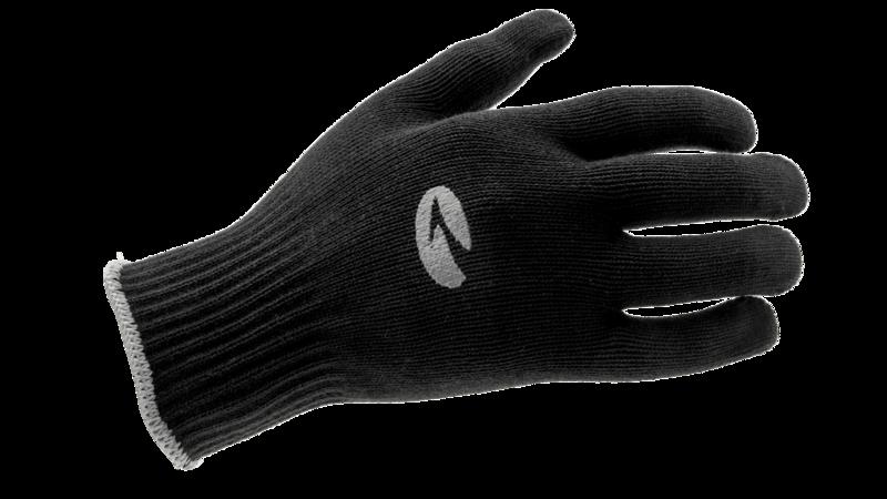 Brooks Unisex Thermolite gloves [black]