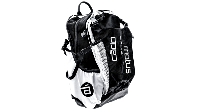 Airflow gear skate skeeler bag - black/white