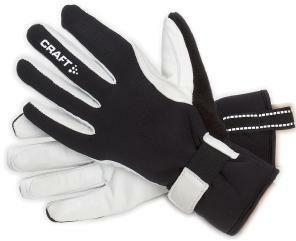 Craft Classic Thermal X-C Gloves red