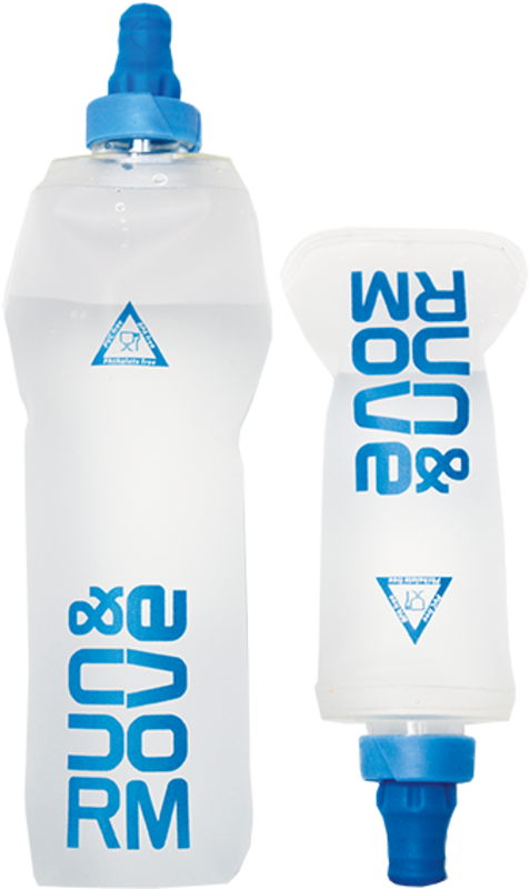 Run en Move Soft Flask 237ML