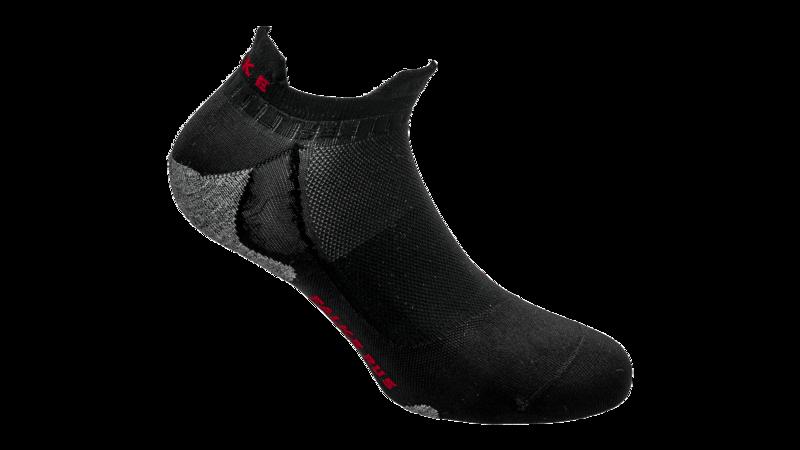 Falke RU5 INVISIBLE - RUN black [women 16732-3010]