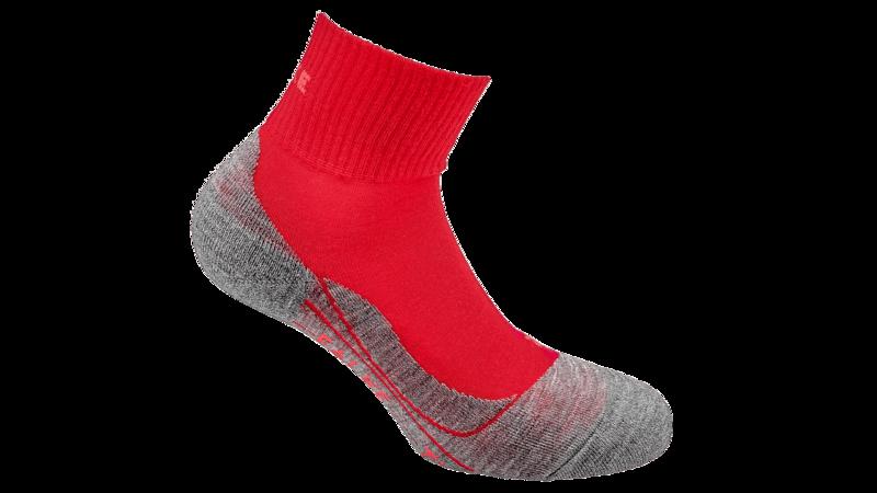 Falke TK5 - TREKKING SHORT red [women 16473-8564]