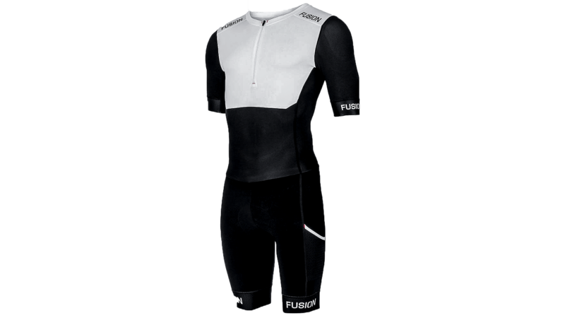 FusionSpeedsuit SLi white/black