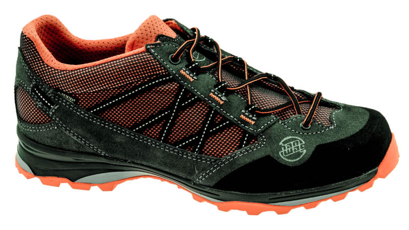 HanwagBelorado II low Lady GTX asphalt/oirink