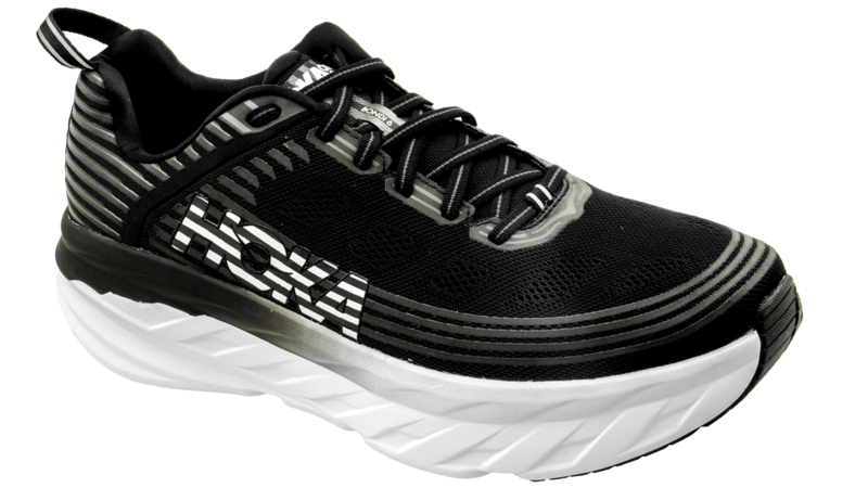 Hoka One One Bondi 6 black