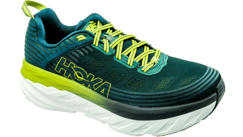 Hoka One One Bondi 6 deep teal/green oasis [WIDE]