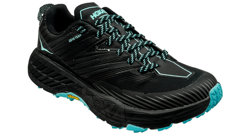 Hoka One One Speedgoat 4 GTX black