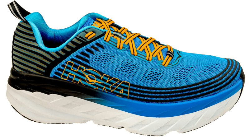 Hoka One One Bondi 6 Dresden blue/black