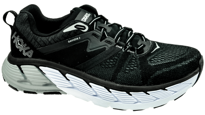Hoka One One Gaviota 2 black/wrougth iron [WIDE]