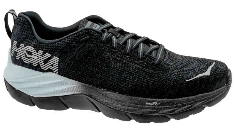 Hoka One OneMach black/nine iron