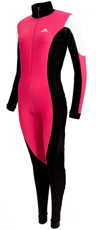 Hunter Endurance thermo schaatspak dames roze