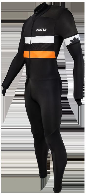 Hunter Thermopak RTR Retro Black Oranje