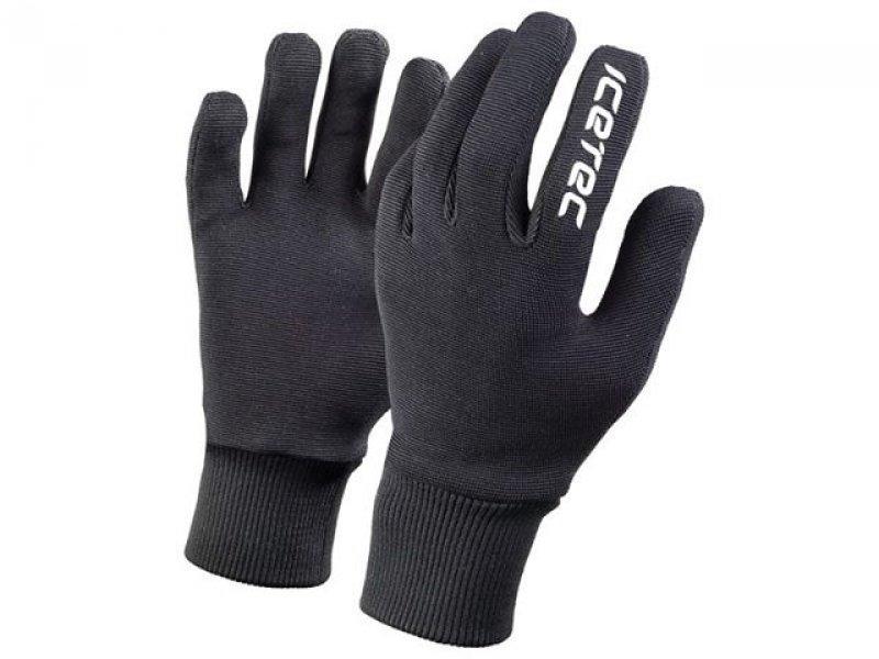 Icetec Snijvaste handschoenen zwart