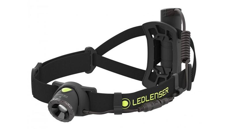 Ledlenser Hoofd/vestlamp NEO 10R
