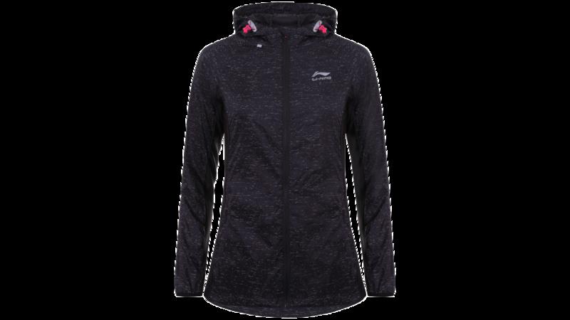 Li-Ning Women's running jacket - HARRIET [black]