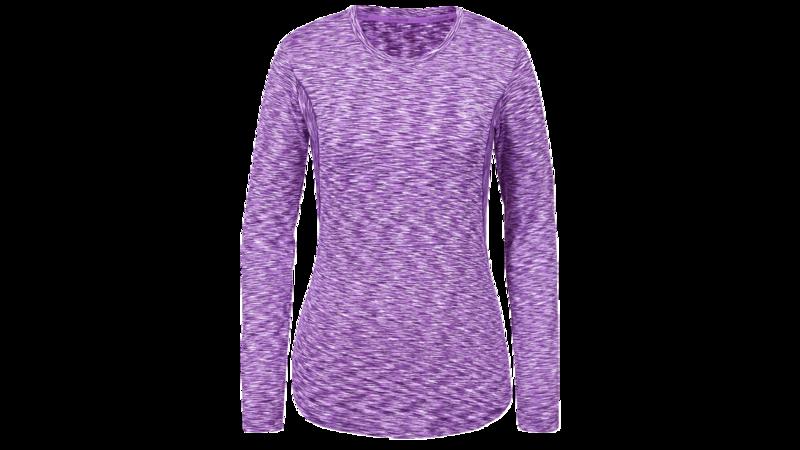 Li-Ning Women's running top - HAVEN [purple/violet]